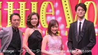 3月29日(水)にCROKETMIMIIC TOKYO で開かれた製作発表記者会見の模様...