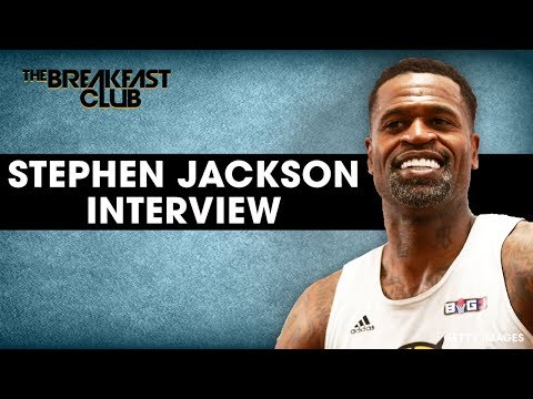 Former NBA Player Stephen Jackson Emotionally Opens Up About the Killing of His Friend George Floyd