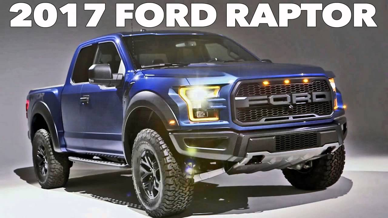 2017 Ford Bronco Raptor Youtube