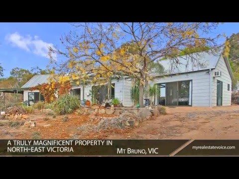 40 Acre Luxury Home with Orchard and Vineyard Property for Sale - Mount Bruno, VIC