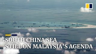 Malaysia's Foreign Minister says South China Sea still a major unresolved issue
