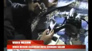 video mesum gegerkan kota gerbang salam