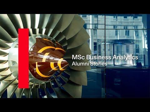 MSc Business Analytics Alumni Stories