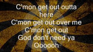 "The Vines ""Get Out"" Lyrics"