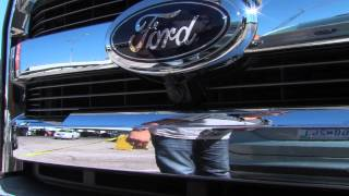 2015 Ford F-150 Park Assist