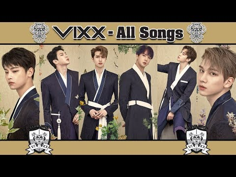 VIXX (빅스) All Songs & Album Compilation Mp3