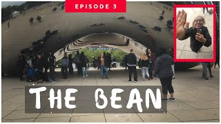 The Bean Chicago Cloud Gate Millennium Park |Buckingham Fountain Married with Children May 2019 Vlog