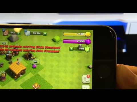 Clash Of Clans Hack - Clash Of Clans Free Gems Hack 2017 (Android & IOS)