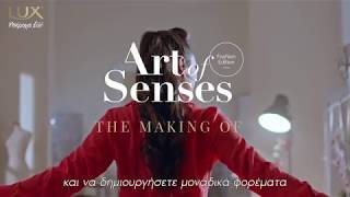 Art of Senses -Fashion edition: The Making Of