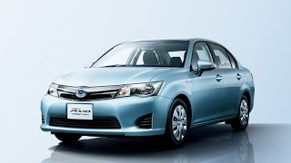 Toyota Axio Hybrid 2014 - X Grade