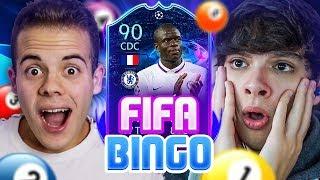 🎱 FIFA BINGO con UCL LIVE!!! | Enry Lazza vs Justees