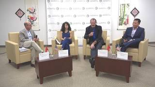 US-China Sports Diplomacy - Confucius Institute U.S. Center Monthly Dialogue