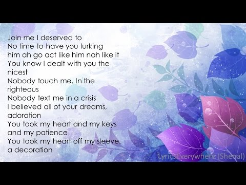 Rihanna  Work ft Drake Lyrics HD