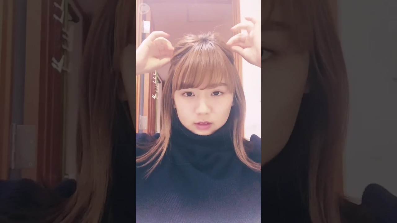 Cute Hairstyle for a Turtleneck! C CHANNEL - YouTube