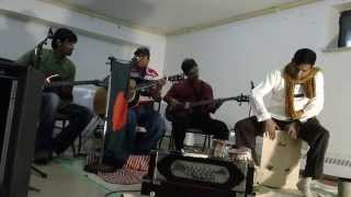 Bangla Boishakhi song: Live Shams with R & G Band