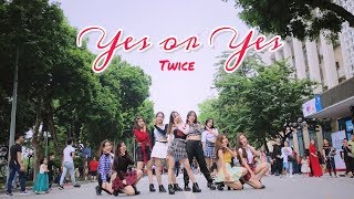[KPOP IN PUBLIC CHALLENGE] TWICE(트와이스)