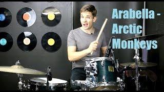 Arabella Drum Tutorial - Arctic Monkeys