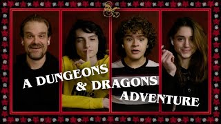 A Dungeons & Dragons Adventure | Stranger Things