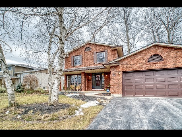 73 Sherwood Forest Trail - Welland - Open House Video Tour