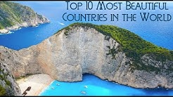 Most Beautiful Countries: World's Top 10 (2019)