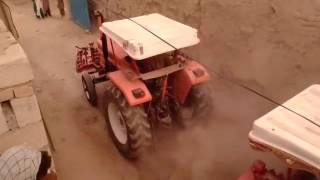Pakistan tractor Massey and fiat
