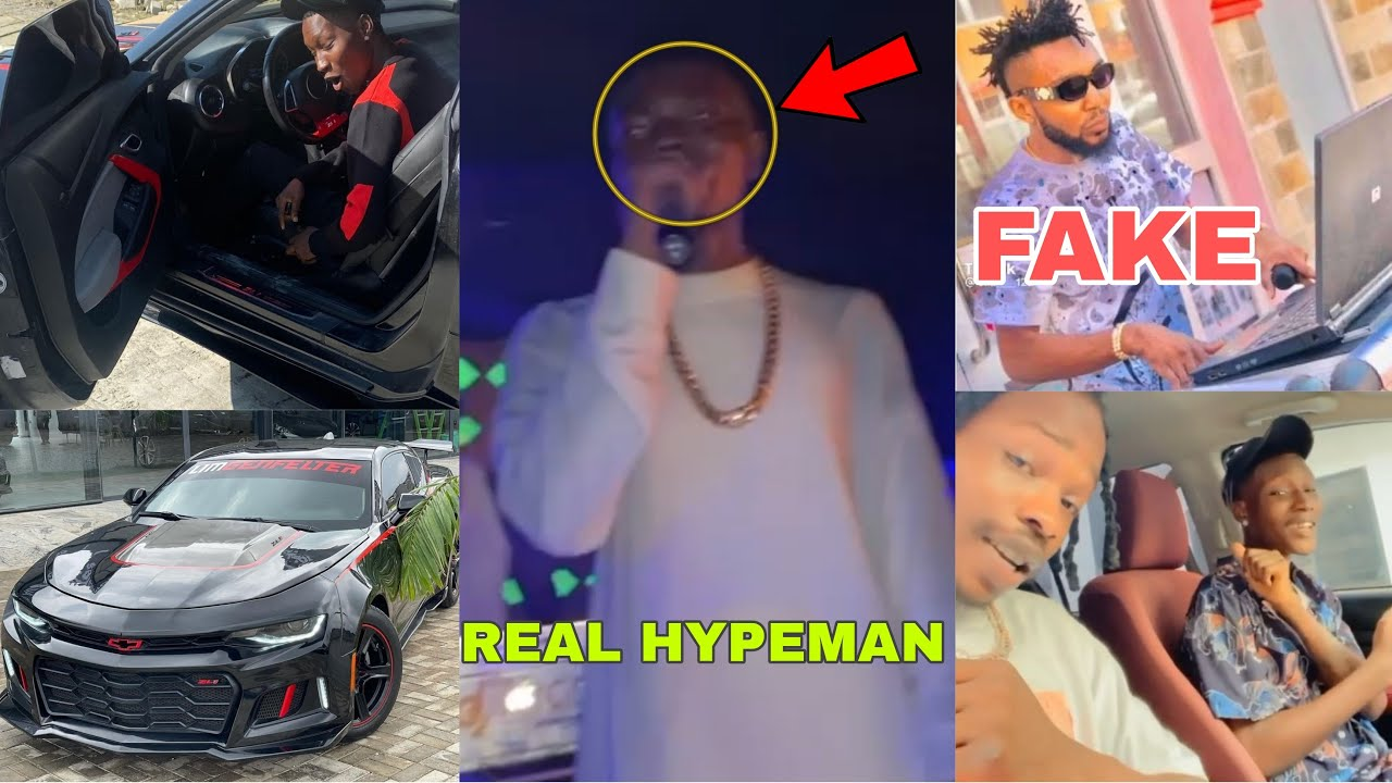 Download Dorime Ameno Hypeman is Alive and not Dead   Zinoleesky Buys a Brand New Car, See How much it Costs