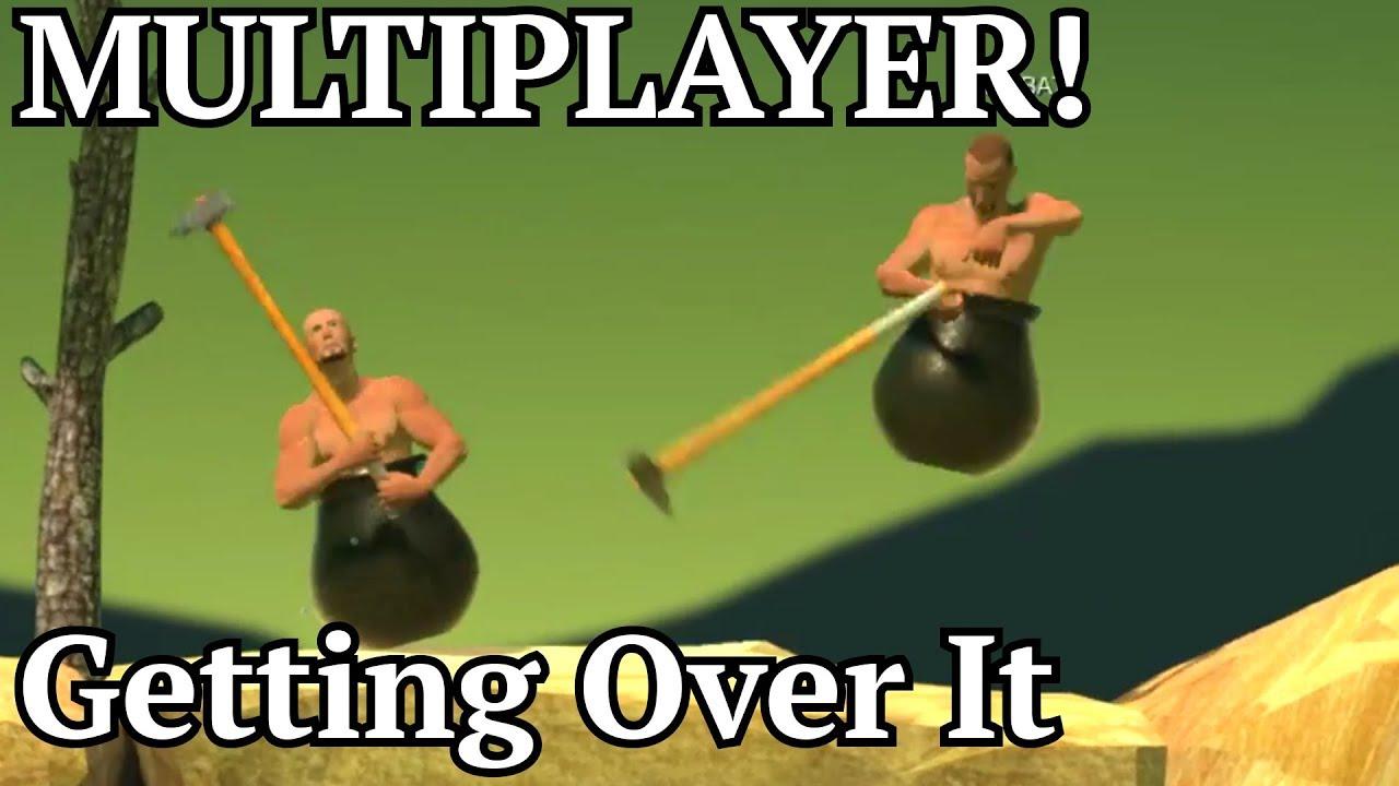 getting over it マルチプレイ