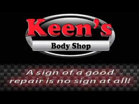 Auto Body Repair in Columbus,  (614) 420-2404  ~ Keen's Body Shop ~ Collision Repair in Columbus