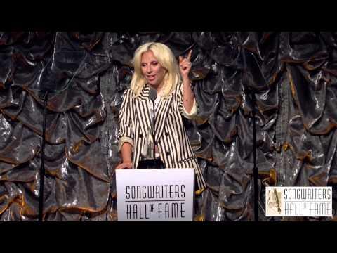 Lady Gaga's 2015 Acceptance Speech