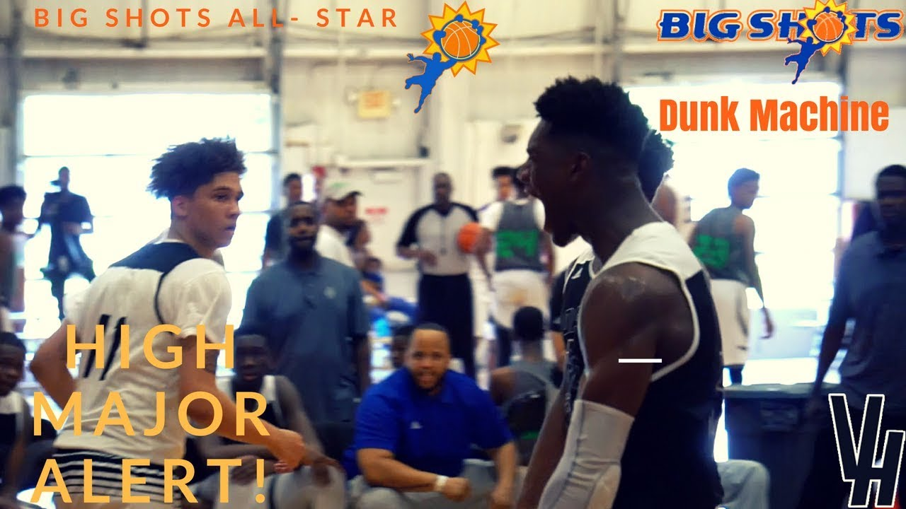 High Major! Class of 2020 Henry Coleman III has crazy Motor & Dunks  Everything!