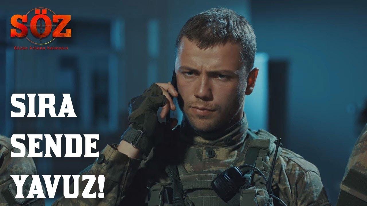 Yavuz Karasu'ya Tehdit! - Söz | 84. Bölüm Final!