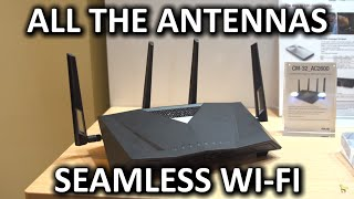 Seamless Optimized Home Wi-Fi From ASUS! - CES 2016