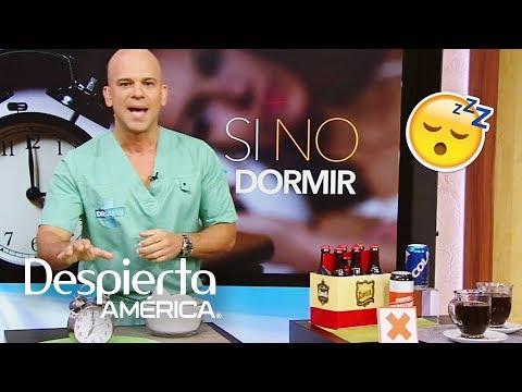 Remedios naturales del Dr. Juan Rivera contra el insomnio
