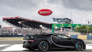 What does Bugatti Chiron mean?