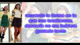 So Emotional - GLEE - subtitulado español