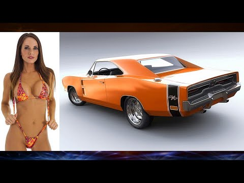 Pretty Honeys, Muscle Cars, & Hot Rods