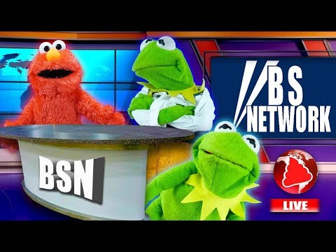 Kermit the Frog and Elmo Host BSN Network Tryouts!
