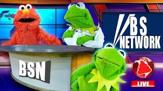Kermit the Frog and Elmo Host BSN Network Tryouts! 2017 Video
