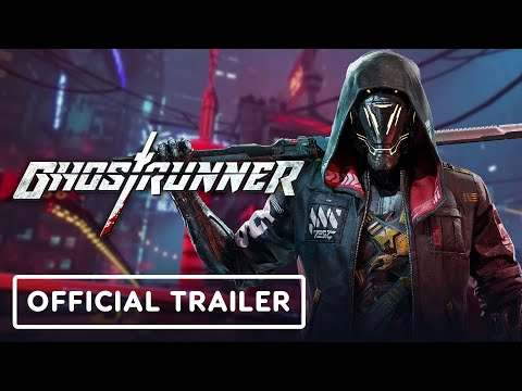 Ghostrunner - Official Preorder Trailer