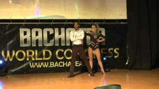 ronald y alba 2 nd place world bachata masters 2016