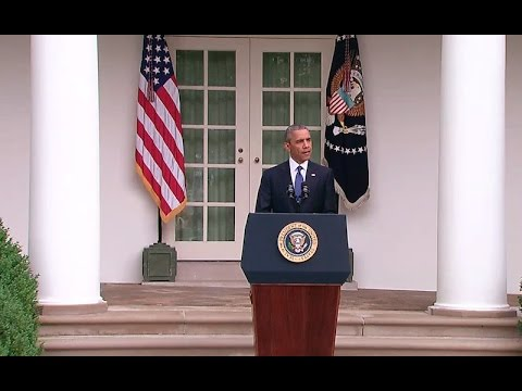 The President Speaks on the Supreme Court's Decision on Marr