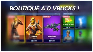 "HOW TO HAVE THE SKIN ""VELOCITE"" and ""RAPACE"" FREE ON FORTNITE!"