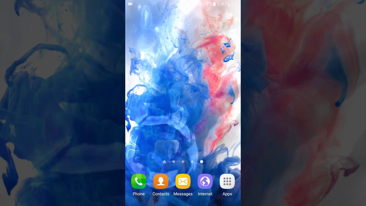 Best Live Wallpaper On Android 2017 - YouTube