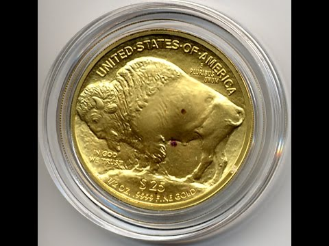 GOLD RUST SPOTS ALWAYS TROLLING
