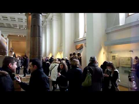 British Museum London: Video and Audio Tour