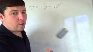 Алгебра 8 класс. 17 октября. Отрицательная степень #3