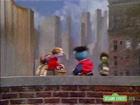 "Sesame Street - ""Just Around the Corner"" - YouTube"