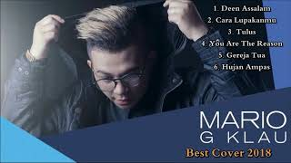 Best Cover MARIO G KLAU 2018