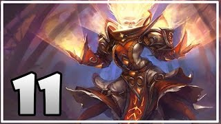 Hearthstone - Top 5 Funny Fails and Lucky Moments 11 ft. Resurrect | Hearthstone Top Decks