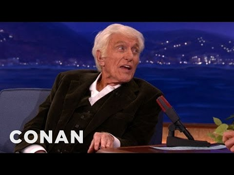Dick Van Dyke Interview Pt. 1 11/29/12 - CONAN on TBS